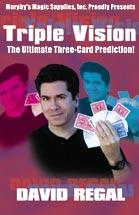 Triple Vision trick - David Regal
