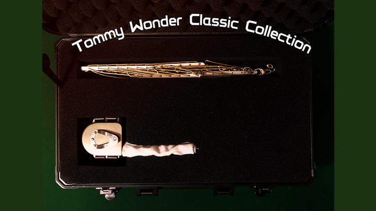 Tommy Wonder Classic Collection Vanishing Bird Cage by JM Craft