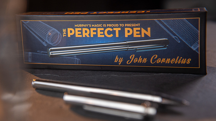 The Perfect Pen (Gimmicks & Online Instruction) by John Cornelius - Trick