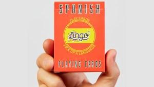 Lingo (Spanish) Plying Cards