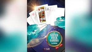 Super Deck Gamma by SYOUMA & Tejinaya Magic
