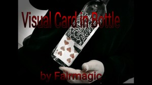 Visual Card in Bottle by Ralf Rudolph aka Fairmagic video DOWNLOAD - Download