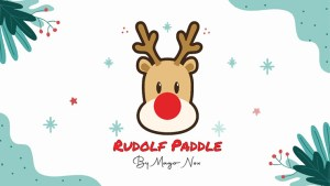 ROUDOLF PADDLE - by Reynaldo Gavidia