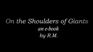 On the Shoulders of Giants by RM eBook DOWNLOAD - Download
