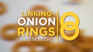 Linking Onion Rings by Julio Montoro Productions
