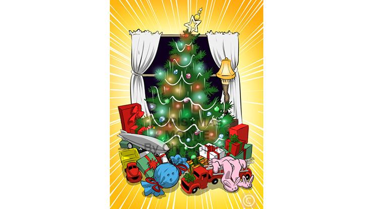 Christmas Monte by Christopher Dearman