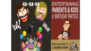 Entertaining Adults at a Kids Party by Regardt Laubscher ebook DOWNLOAD - Download