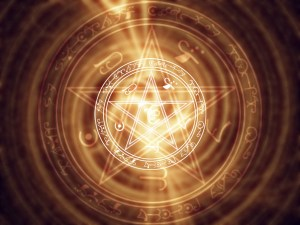 Magie blanche rituel