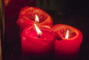 Un rituel de magie rouge