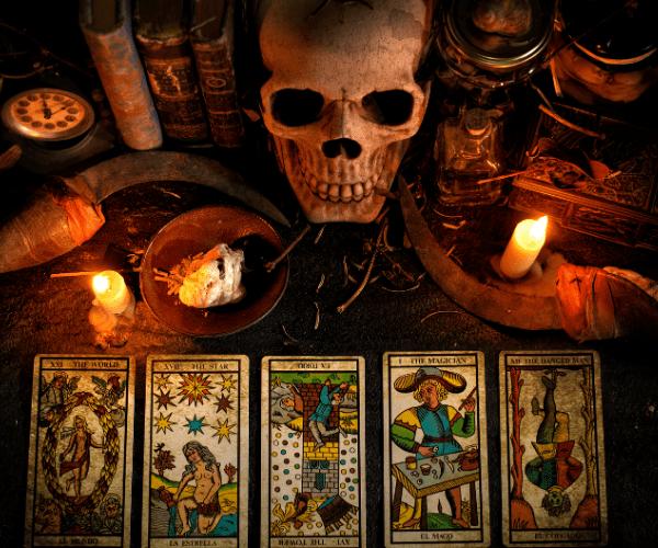 Magie tarot