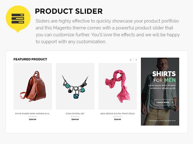 fashion store template