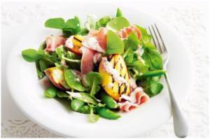 Salad with roca