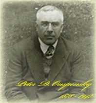 Peter Ouspensky
