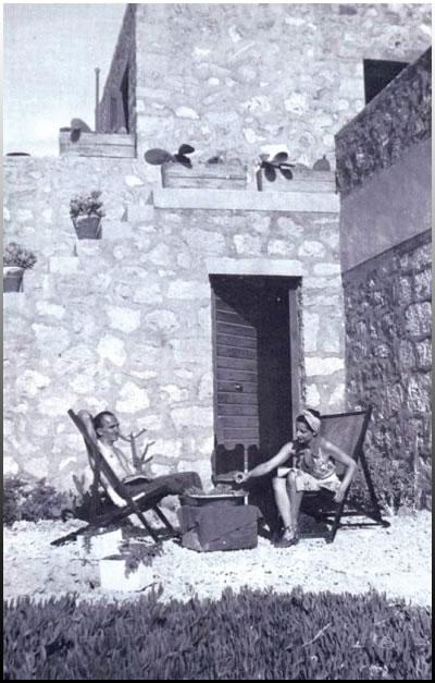 Καζαντζάκης - Αίγινα