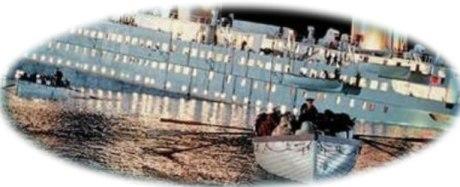 Titanic Oval