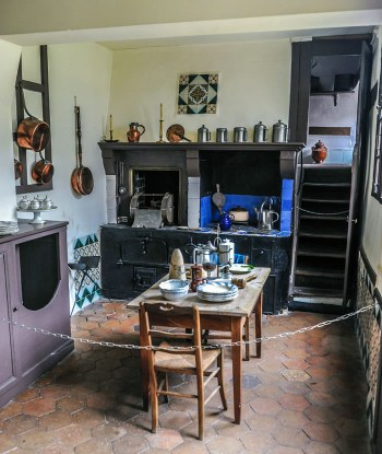 Μουσείο Μαρσέλ Προυστ - Κουζίνα σπιτιού