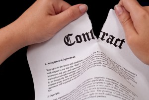 North Carolina Business Breach of Contract Attorneys