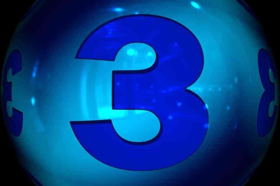 Nombre 3