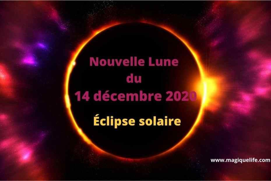 Nouvelle lune du 14 décembre 2020
