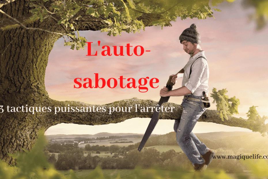 auto-sabotage