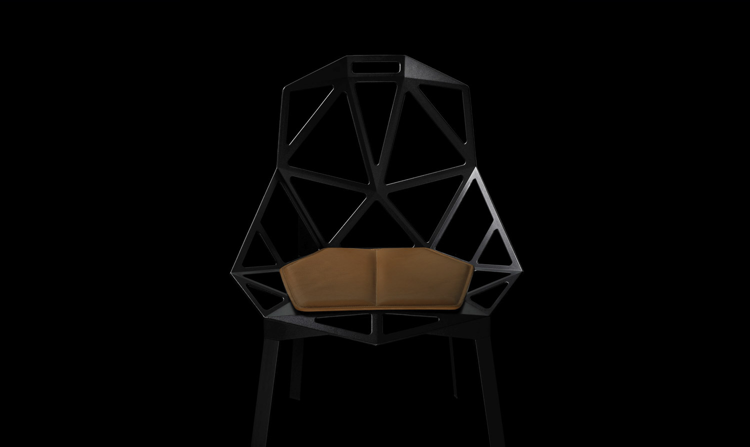 1 / 5. Stacking chair. & Chair_One - MagisMagis