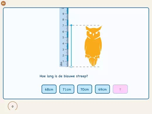 Learn to measure lengths of animals.