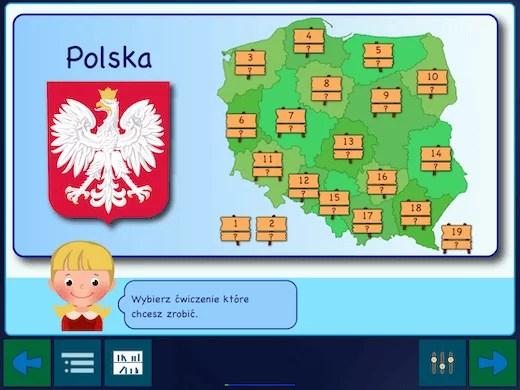 Topografia Polski krok po kroku
