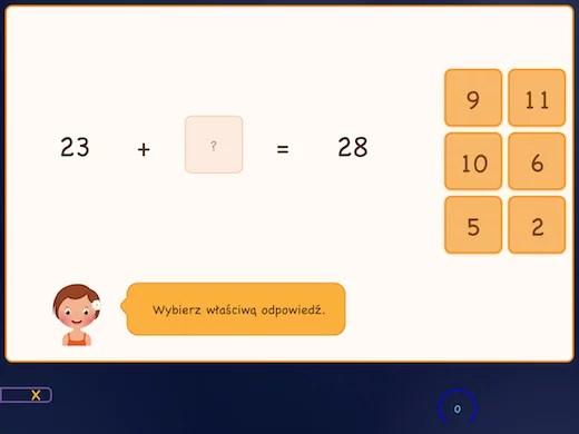 Met de eerste groep oefeningen leer je optellen van tientallen.