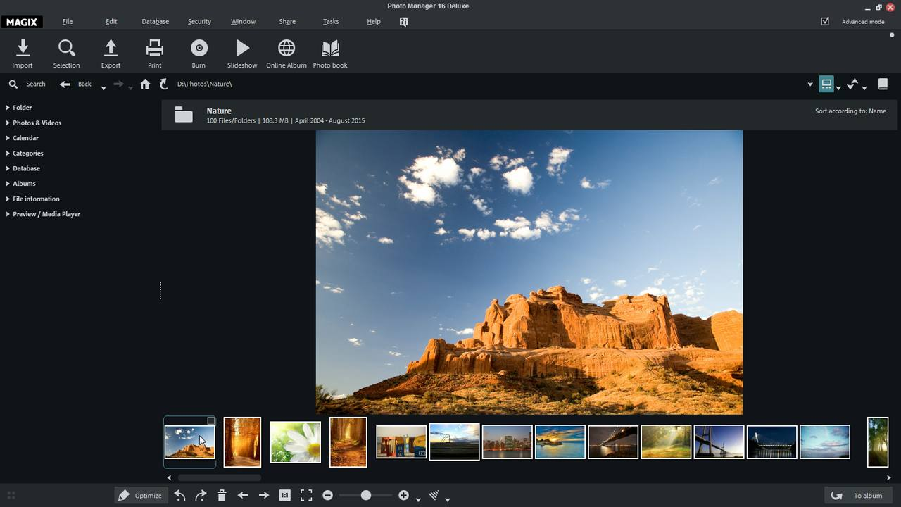 magix photo manager 16 deluxe tutoriales