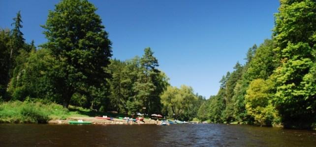 3 Tage mit dem Boot an der Moldau 16.-18. August – Erlebniswochenende