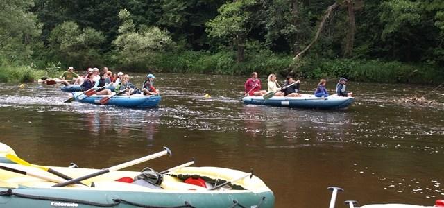 Bootserlebnis Moldau – Genuss und Fluss 29. bis  31. August 2014