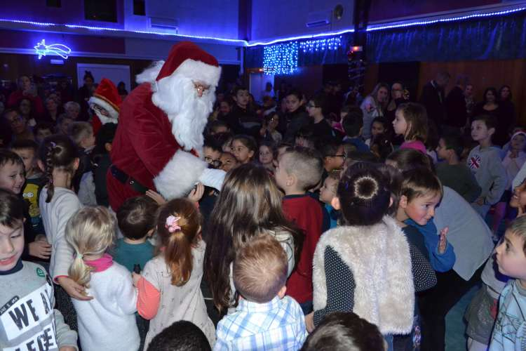 Saint-Mard Noel des enfants