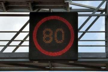 80 km-h