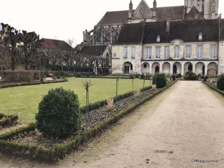 Meaux - Jardins