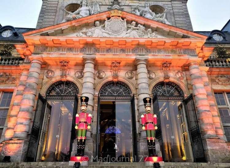 Vaux-le-Vicomte-Noël 2018-