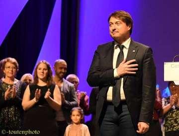 Roissy en Brie - Vœux Bouchart 2019