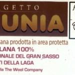 Fascetta di Pecunia, clicca per ingrandire e leggere i dati