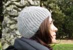 Alabarde di Maria Modeo, berretto con bordo sagomato