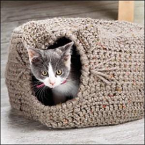 Free Cat Hammock Pattern