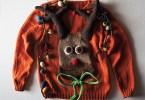 Kim Cameron Reindeer Sweater