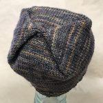 Box Pleated Hat è un cappellino con il trucco.