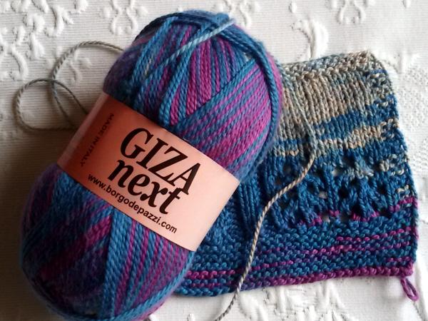 Il cotone Giza Next di Borgo de' Pazzi