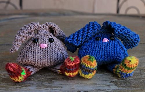 7 accessori di pasqua a maglia e all 39 uncinetto per la casa for Accessori per la casa
