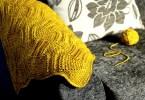 Jazzy Patchwork Blanket di Yuliya Tkacheva