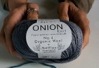 Onion N° 4: organic wool and nettle yarn è un filato di lana bio e ortica