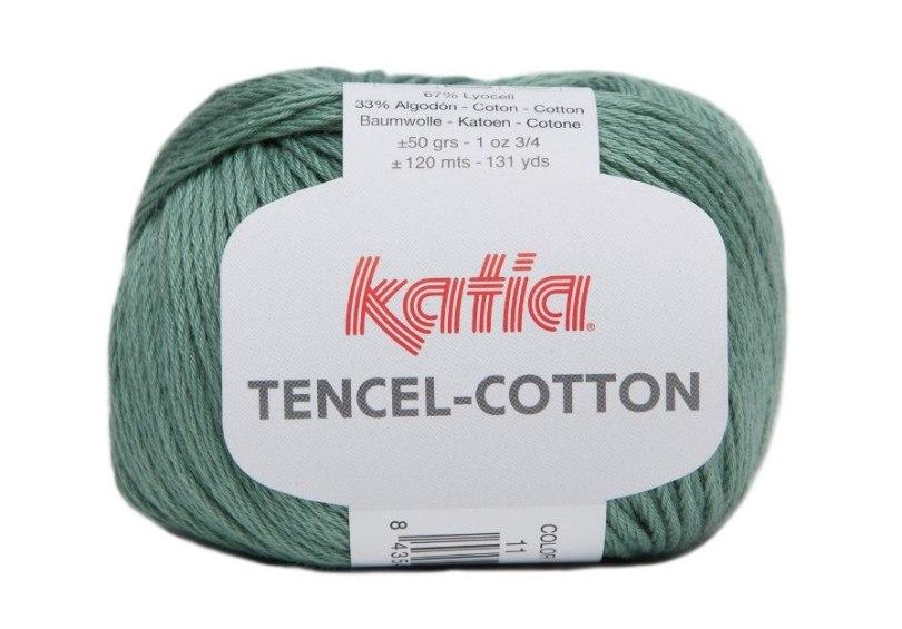 Gomitolo di Tencel-Cotton di Katia