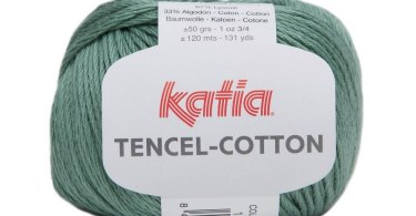 Gomitolo di Tencel-Cotton di Katia