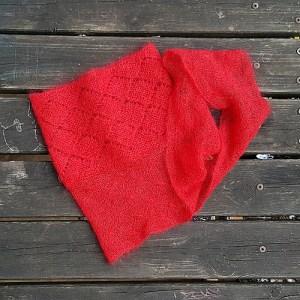 Le Nuvole Alice Twain accessori in rosso