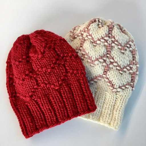 Modello di We Knit Together