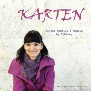 Karten Valentina Cosciani maglia e uncinetto su Amazon